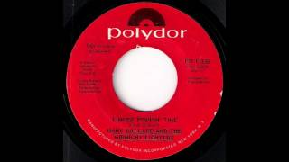 Hank Ballard And The Midnight Lighters - Finger Poppin' Time 1972 Version - Classic Funk 45