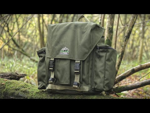 The Bushcraft Backpack I've Been Waiting For | MILITARY GRADE TA TREKKER PACK by TA Outdoors