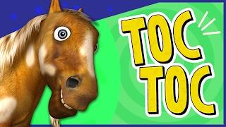 TOC TOC #4 | Animales de La Granja de Zenón | A Jugar