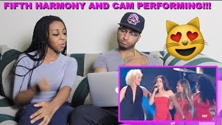 "Couple Reacts : Cam & Fifth Harmony, ""Mayday/Work From Home"" POSTED TO FACEBOOK!!"