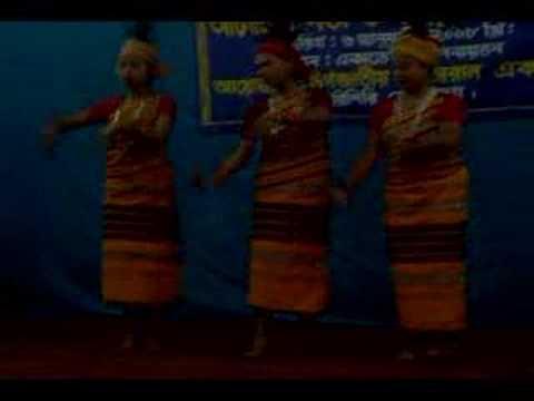 Bangladesh Tribal Group Dance