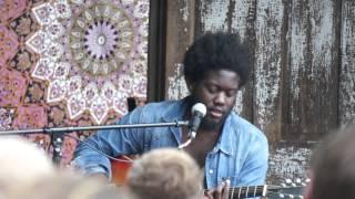 "Michael Kiwanuka ""Waiting 'Round to Die"" Floydfest, Floyd, VA July 27, ,2013"