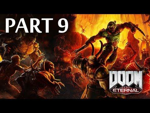 Doom Eternal (2020) Gameplay Walkthrough   Part 9 [PS4 1080p 60FPS]