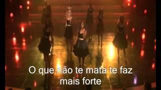 Glee Stronger (What Doesn't Kill You) Legendado
