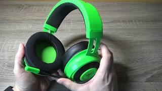 Vidéo-Test : Razer Kraken 2019 Gaming Headset PC PS4 Xbox One Switch: Test Video Review FR HD