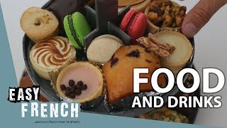 Food and drinks | Super Easy French 36 width=