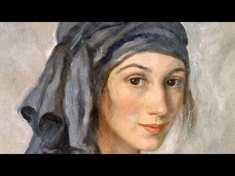 Великие художники и их картины. Зинаида Серебрякова. http://art7u.ru. photo