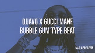 Quavo - Bubble Gum Type Beat | Trap Instrumental |