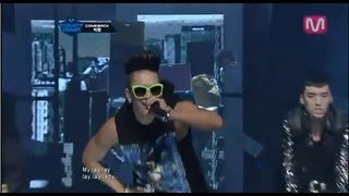 빅뱅_BAD BOY(BAD BOY by BIGBANG@Mcountdown_2012.03.15)