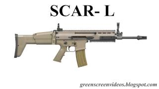 Guns- SCAR-L Sound Effect