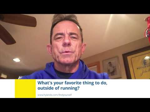 Ask Dave McGillivray: What's your favorite thing to do, outside of running?