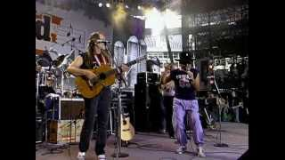 Little Joe Y La Familia - Good Hearted Woman (Live at Farm Aid 1992)