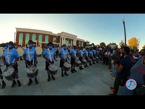 Talladega College vs Miles College Drum Battle 2020