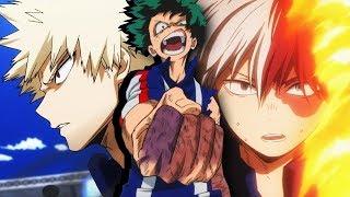 Boku no Hero Academia 2 [AMV] Rise ♪♫