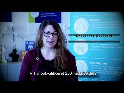 Elis Danmark nomineret til CSR People Prize 2021