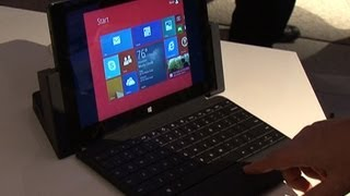 Hands-on: new Surface 2 accessories add backlit keyboard, docks