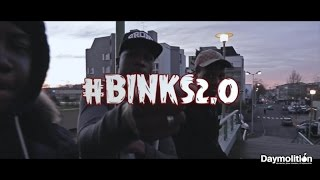 "BLR Gang - freestyle ""Binks #2.0"" - Daymolition"