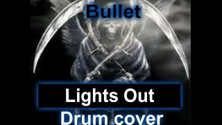 Breakdown of Sanity - Lights Out Drum Cover