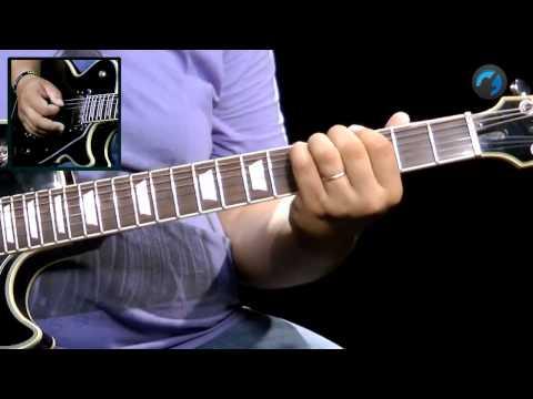 Bends e Vibratos - (aula técnina de guitarra)