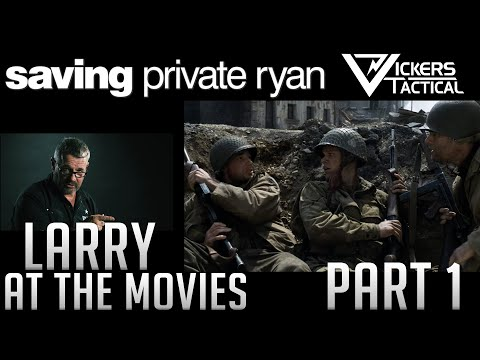 "Larry At The Movies EP 5 - ""Saving Private Ryan"" Part 1"