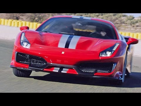 HARDCORE Ferrari 488 Pista (2018) Extreme Road Car