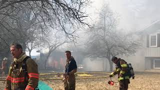 House fire in Grand Haven 3.16.2018