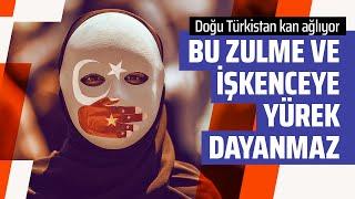 İŞKENCE, ASİMİLASYON, SOYKIRIM KISKACINDA DOĞU TÜRKİSTAN #DoğuTürkistan