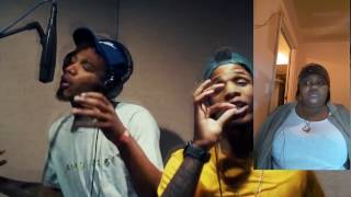 Location, Shining, Tunnel Vision, Bounce Back, Permission || Ar'mon And Trey MASHUP-Reaction