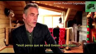"""Jordan Peterson - O que a frase """"não foi comunismo de verdade""""realmente significa"""