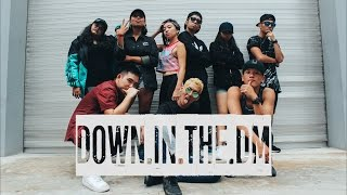 Down In the DM (Remix Feat. Nicki Minaj) - Yo Gotti   Ruzaini Ismail Choreography