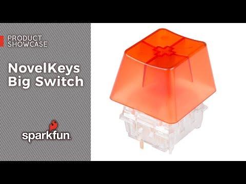 Product Showcase:  NovelKeys Big Switch