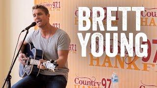 Brett Young - Olivia May [Live Performance]