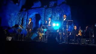 """Il Volo Taormina Notte Magica Tour 2018 - """"Caruso"""""""
