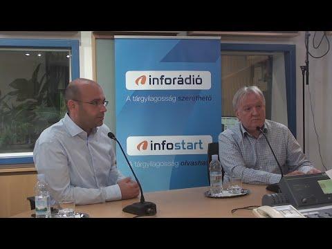InfoRádió - Aréna - Mráz Ágoston Sámuel és Závecz Tibor - 2021.09.06.