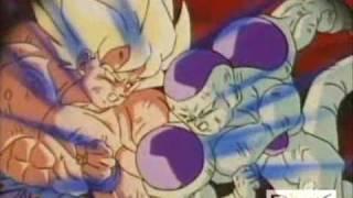 DBZ AMV - Goku vs Freeza - Mortal Kombat