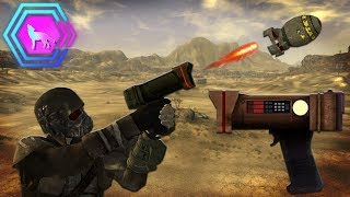 Infinite Mini Nuke Launcher glitch | Fallout: New Vegas