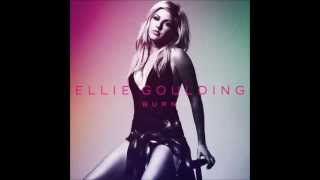 Ellie Goulding  -  Burn HD sound