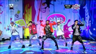 [Cover Español] B1A4 - What's Happening?