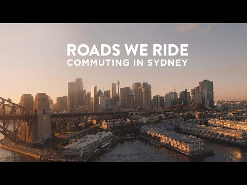 Roads We Ride: Commuting in Sydney