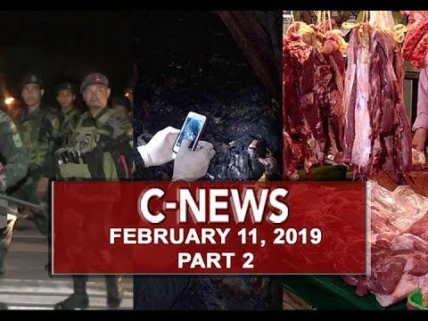 UNTV: C-News (February 11, 2019) PART 2