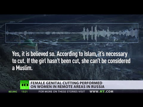 Girls as young as 3 undergoing genital mutilation in remote villages in Dagestan, Russia