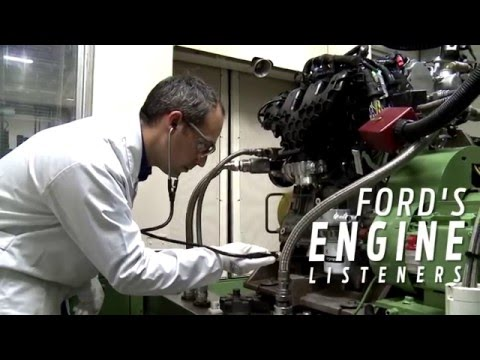 Ford's Engine Listeners