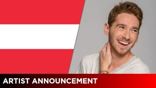 Nathan Trent will represent Austria at the 2017 Eurovision Song Contest