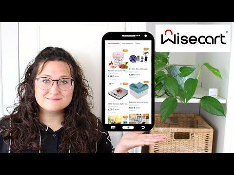OS PRESENTO WISECART | Nueva plataforma de comercio para comprar productos de cocina y más