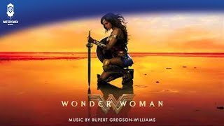 Fausta - Wonder Woman Soundtrack - Rupert Gregson-Williams [Official]