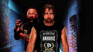 Eric Young & Dean Ambrose Mashup - New Heights of Retaliation