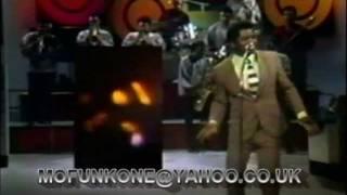JAMES BROWN & THE J.B.'S - MOTHER POPCORN.LIVE TV PERFORMANCE 1969.