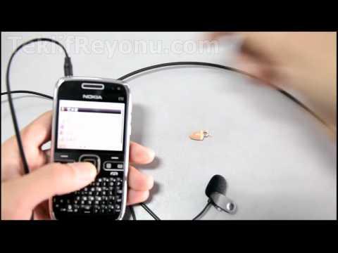 Mikro Casus Kulaklık ve Wireless Kolye Aparatı - Teklif Reyonu