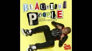 Chris Brown Feat. Benny Benassi - Beautiful People