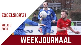 Screenshot van video Excelsior'31 weekjournaal - week 3 (2020)